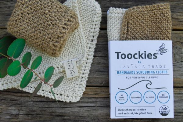 Tookies Kitchen Scrubber